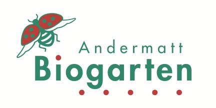 Logo Andermatt Biogarten
